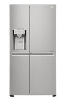 LG GSL961NEAX Freistehend 601l A+++ Silber Side-by-Side Kühlkombination (Silber)