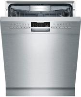 Siemens SN46P598EU Unterbau 14Stellen A+++ Silber Spülmaschine (Edelstahl)