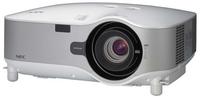 NEC NP3250W (Weiß)