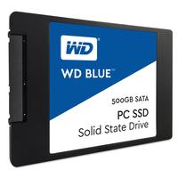 Western Digital Blue Serial ATA III (Schwarz, Blau, Weiß)
