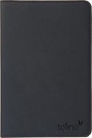 Tolino 8718969054942 6Zoll Blatt Schwarz E-Book-Reader-Schutzhülle (Schwarz)