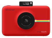 Polaroid Snap Touch 50.8 x 76.2mm Rot Sofortbild-Kamera (Rot)