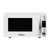 Candy CMXG 25DCW Kombi-Mikrowelle Arbeitsfläche 25l 900W Weiß (Weiß)