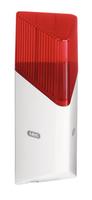 ABUS FUSG35000A Wireless siren Innen/Außen Rot, Weiß Sirene (Rot, Weiß)