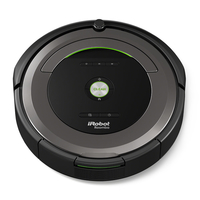 iRobot Roomba 681 (Schwarz)