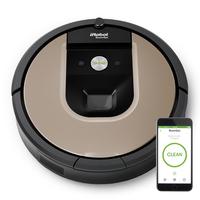 iRobot Roomba 966 (Schwarz, Silber)