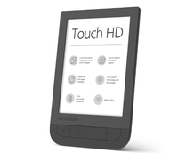 Pocketbook Touch HD (Schwarz)