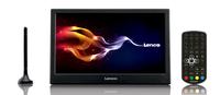 Lenco TFT-1028 10Zoll TFT 1024 x 600Pixel Schwarz Tragbarer Fernseher (Schwarz)