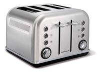 Morphy Richards 242026 Toaster (Edelstahl)