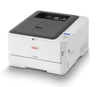 OKI C332dn Farbe 600 x 1200DPI A4 Schwarz, Weiß (Schwarz, Weiß)