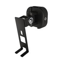 Hama 00118041 Lautsprecher-Halterung (Schwarz)