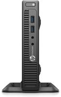 HP EliteDesk 705 G3 Desktop-Mini-PC (ENERGY STAR) (Schwarz)