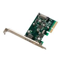 iTEC PCE2U31AC Eingebaut USB 3.1 Schnittstellenkarte/Adapter