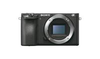 Sony α α6500 24.2MP CMOS 6000 x 4000Pixel Schwarz (Schwarz)