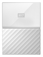 Western Digital My Passport 2TB 3.0 (3.1 Gen 1) 2000GB Weiß (Weiß)