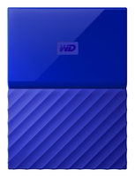 Western Digital My Passport 1TB 1000GB Blau (Blau)