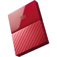 Western Digital My Passport 1TB 1000GB Rot (Rot)