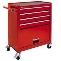Einhell TC-TW 100 Werkzeugkasten Rot (Rot)