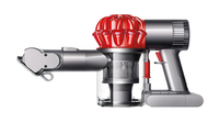 Dyson V6 Car + Boat Extra Beutellos Rot, Silber Handstaubsauger (Rot, Silber)