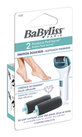 BaByliss Roller Refill for Pedi' Secret (Schwarz)