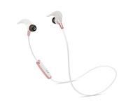 JayBird Freedom im Ohr Binaural Bluetooth Rosa-Goldfarben, Weiß Mobiles Headset (Rosa-Goldfarben, Weiß)