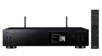 Pioneer N-30AE-B WLAN Schwarz Digitaler Mediaplayer (Schwarz)