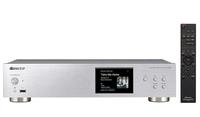 Pioneer N-30AE-S WLAN Silber Digitaler Mediaplayer (Silber)