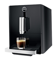 Jura A1 Pad-Kaffeemaschine 1.1l Schwarz (Schwarz)