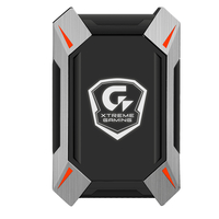 Gigabyte GC-X2WAYSLI Eingebaut SLI Schnittstellenkarte/Adapter (Schwarz, Grau)