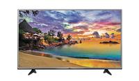 LG 55UH605V 55Zoll 4K Ultra HD Smart-TV WLAN Schwarz LED-Fernseher (Schwarz)