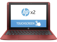 HP x2 10-p031ng 1.44GHz x5-Z8350 10.1Zoll 1280 x 800Pixel Touchscreen Rot (Rot)