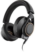 Plantronics RIG 600 Binaural Kopfband Headset (Schwarz)