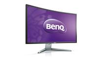 Benq EX3200R 31.5Zoll HD Schwarz, Silber Computerbildschirm (Schwarz, Silber)