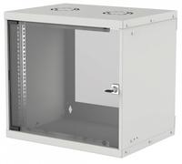 Intellinet 714167 Wandmontiertes Regal 19U 50kg Grau Rack (Grau)