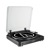 Audio-Technica AT-LP60BT (Schwarz)