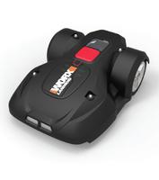 WORX Landroid L WiFi Rasenmähroboter 60W Schwarz (Schwarz)