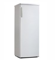 Amica VKS 15460 W Freistehend 241l A++ Weiß Kühlschrank (Weiß)