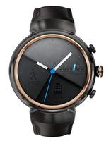 ASUS WI503Q-2LBGE0001 1.39Zoll AMOLED 80g Schwarz Smartwatch (Braun, Schwarz, Gold)