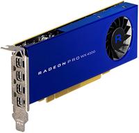 AMD RADEON PRO WX 4100 4GB GDDR5 (Blau)