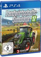 Astragon LANDWIRTSCHAFTS-SIMULATOR 17 Standard PlayStation 4 Videospiel