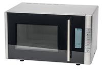 Medion MD 14482 Kombi-Mikrowelle Arbeitsfläche 20l 800W Schwarz, Edelstahl (Schwarz, Edelstahl)
