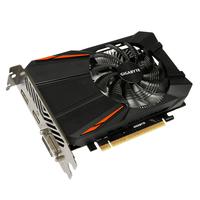 Gigabyte GeForce GTX 1050 Ti D5 4G GeForce GTX 1050 Ti 4GB GDDR5 (Schwarz)