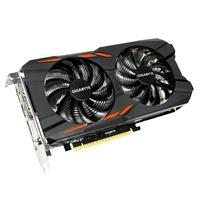 Gigabyte GeForce GTX 1050 Windforce OC 2G GeForce GTX 1050 2GB GDDR5 (Schwarz)