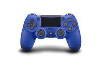 Sony Dualshock 4 Gamepad PlayStation 4 Blau (Blau)