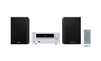 Pioneer X-HM26D-S 30W Silber Home-Stereoanlage (Silber)