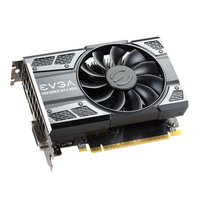 EVGA 04G-P4-6253-KR GeForce GTX 1050 Ti 4GB GDDR5 Grafikkarte