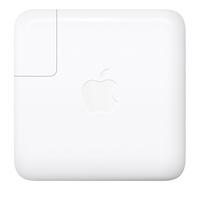Apple MNF72Z/A Innenraum 61W Weiß Netzteil & Spannungsumwandler (Weiß)