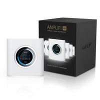 Ubiquiti Networks AmpliFI HD Mesh Router Dual-Band (2,4 GHz/5 GHz) Gigabit Ethernet Weiß (Weiß)