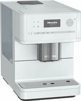 Miele CM 6150 Freistehend Vollautomatisch Kombi-Kaffeemaschine 1.8l 2Tassen Weiß (Weiß)