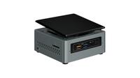 Intel BOXNUC6CAYH BGA1296 1.5GHz J3455 Schwarz, Grau PC/Workstation Barebone (Schwarz, Grau)
